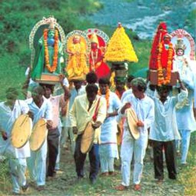 Cérémonie tamoule