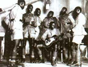 Fanfare des années 1930/1940