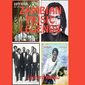 Zambian Music Legends